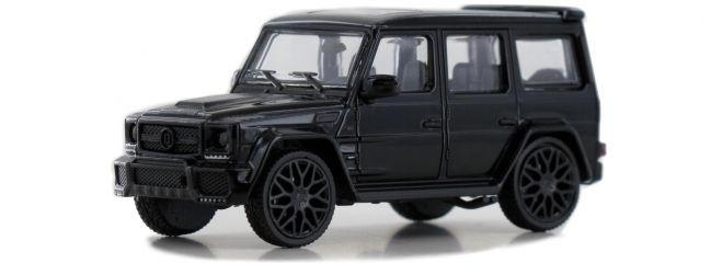 ausverkauft | MINICHAMPS 870037100 BRABUS 850 6.0 Biturbo Widestar, schwarz | Modellauto 1:87