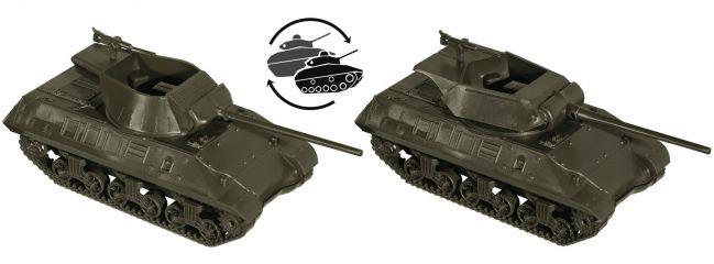 miniTank 05038 M10 Achilles oder M 36 Jackson | Militaria | Panzer Bausatz 1:87