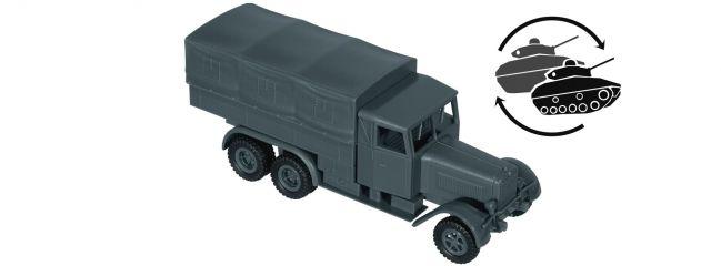 miniTank 05053 Henschel 33D1/G1 | Militaria | LKW Bausatz 1:87