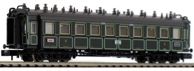 MINITRIX 15970 Schnellzugwagen 3.Kl. CCü K.Bay.Sts.B.   Spur N