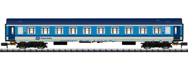 ausverkauft | MINITRIX 15989 Schnellzugwagen UIC-Y CD | Spur N