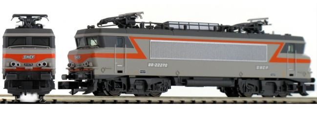 MINITRIX 16005 E-Lok Serie BB 22200 SNCF | DC analog | Spur N