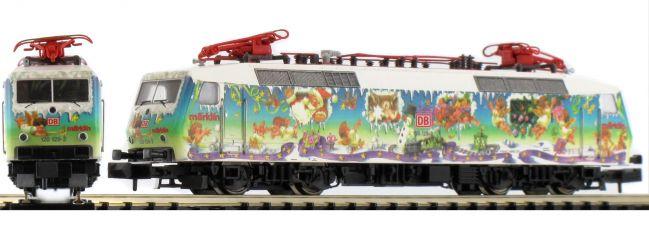 MINITRIX 16025 E-Lok BR 120 DB AG   Kunstlok Weihnachten   Spur N