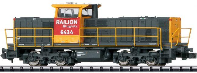 MINITRIX 16062 Diesellok Serie 6400 Railion DB | DC analog | Spur N