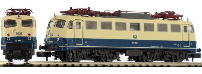 MINITRIX 16103 E-Lok BR 110 439-7 DB | DCC-Sound | Spur N