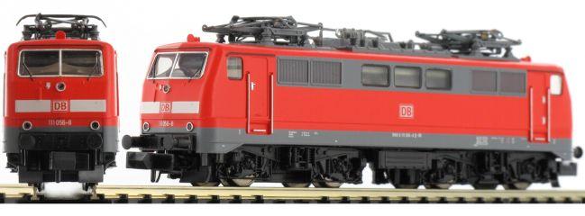 MINITRIX 16111 E-Lok BR 111 DB AG | DC analog | Spur N