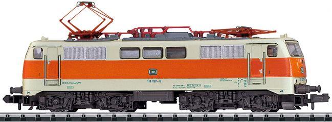 MINITRIX 16114 E-Lok BR 111 S-Bahn DB   DCC Sound   Spur N