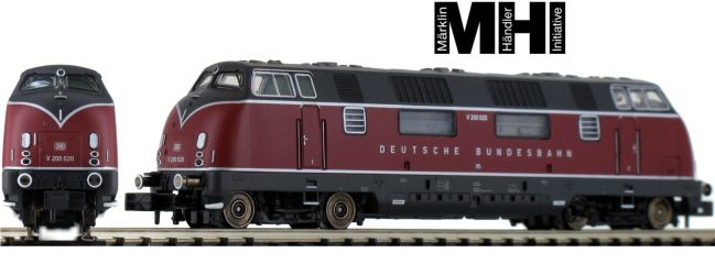 MINITRIX 16224 Diesellok V200 DB | MHI | DCC-Sound | Spur N