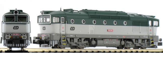 MINITRIX 16735 Diesellok Reihe 750 CD | DCC-Sound | Spur N