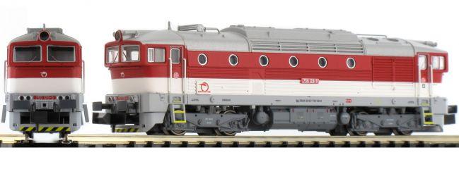 MINITRIX 16736 Diesellok Reihe 750 ZSSK | DCC | Spur N