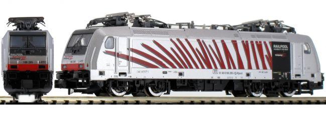 MINITRIX 16874 E-Lok BR 186 Zebra Railpool | DCC-Sound | Spur N