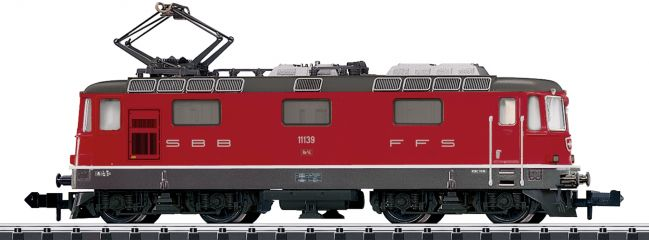 MINITRIX 16882 E-Lok Re 4/4 SBB | DCC Sound | Spur N