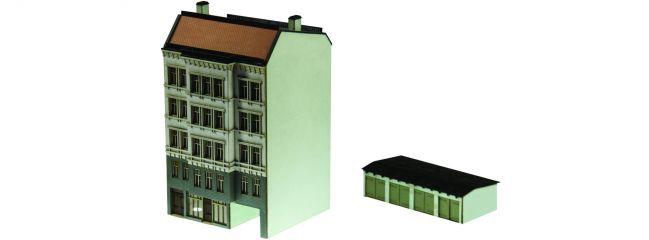 MINITRIX 66147 Stadthaus Hamburg   Bausatz   Spur N