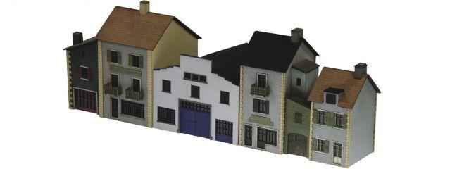MINITRIX 66304 Bausatz französische Häuserzeile Spur N