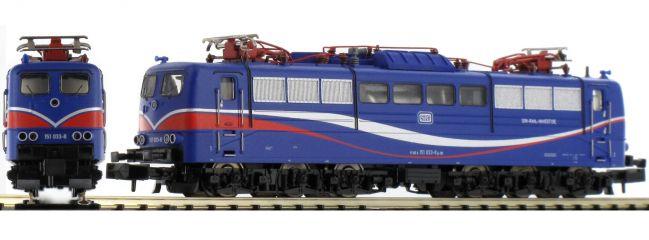 MINITRIX 16493 E-Lok BR 151 SRI | DCC-SOUND | Spur N