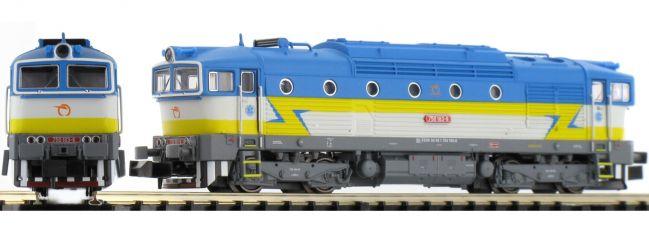 ausverkauft | MINITRIX 16733 Diesellok Reihe 750 ZSSK | DCC-SOUND | Spur N