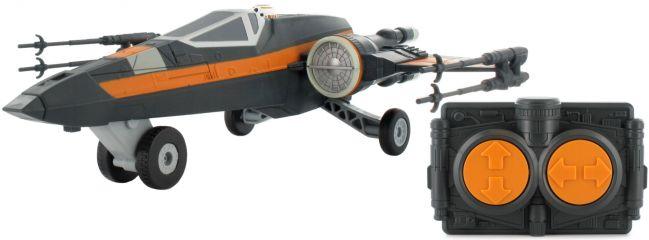 MTW Toys 31072 STAR WARS Poe's X-Wing Fighter mit 2.4GHz Fernsteuerung