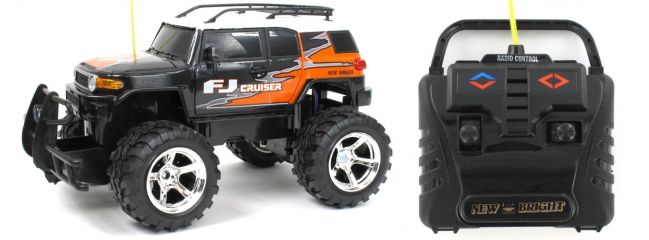 ausverkauft | New Bright 33603274 Toyota FJ Cruiser RC-Car RTR 1:15