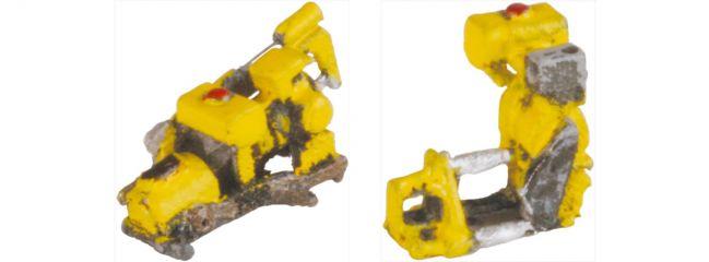 NOCH 13640 Schienenarbeits Set | Spur H0