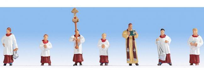 NOCH 15410 Pfarrer und Ministranten | Spur H0