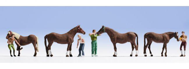 NOCH 15632 Pferdepflege Spur H0