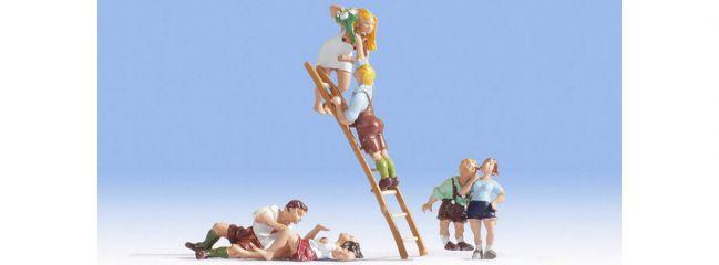 NOCH 15863 Landliebe   6 Miniaturfiguren Spur H0