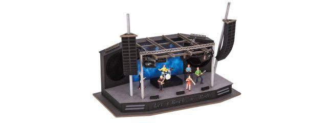 NOCH 66823  micro-motion Rock-Festival Limited Edition Fertigmodell 1:87