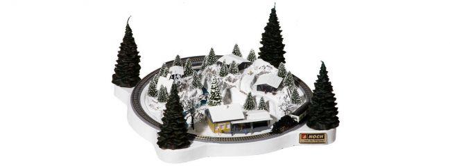 NOCH 88061 Adventskranz Winterzauber Fertigmodell Spur Z