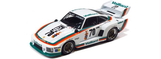 NUNU-BEEMAX B24015 Porsche 935 (K2) Vaillant | Auto Bausatz 1:24