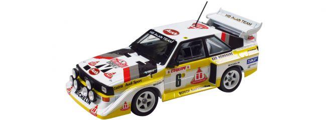 NUNU-BEEMAX B24017 Audi Sport Quattro S1 (E2) Monte Carlo   Auto Bausatz 1:24