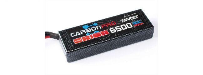 Team Orion ORI14042 Carbon Pro 6500mAh 90C 7.4V Deans