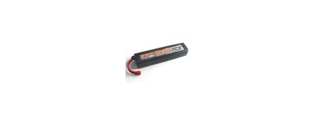 TeamORION ORI14173 LiPo Akku Carbon FLX 7,4 Volt | 6000 mAh | 45C | T-Plug