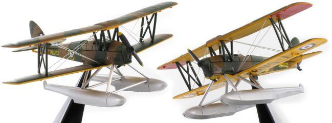OXFORD 8172TM010 DH82A Tiger Moth Floatplane RAF L-5894 | Flugzeugmodell 1:72