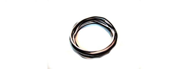 PIKO 35400 G-Anschlusskabel schwarz/schwarzweiss 25m | Spur G