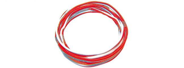 PIKO 35402 Kabel orange|weiß | 25 Meter