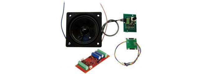 PIKO 36231 SmartDecoder 4.1 + Soundmodul für US Mogul | Spur G