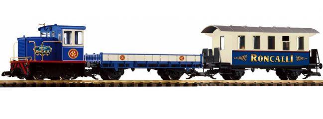 PIKO 37154 Start-Set Güterzug Roncalli R/C | analog | Spur G