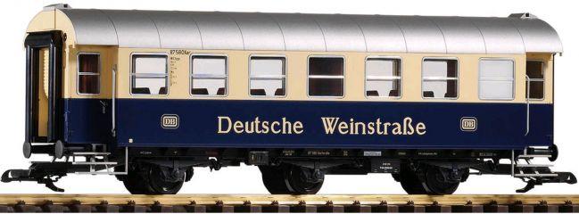 PIKO 37609 Umbauwagen B3yg Deutsche Weinstraße DB   Spur G