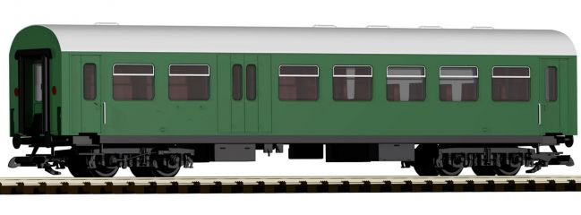 PIKO 37651 Rekowagen 2.Klasse mit Gepäckabteil DR Spur G