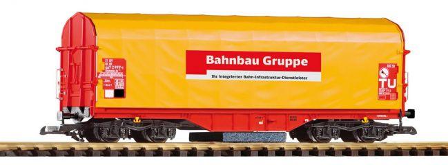 PIKO 37720 Schienen Reinigungswagen Bahnbau DB Spur G