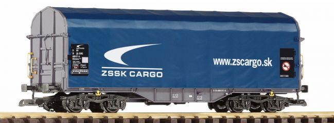 PIKO 37722 Schiebeplanwagen ZSSK Cargo SK Spur G
