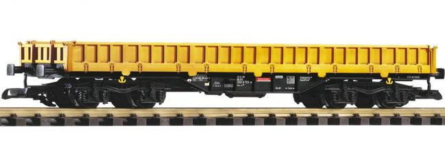 PIKO 37762 Niederbordwagen Res-x Bahnbau DB AG | Spur G