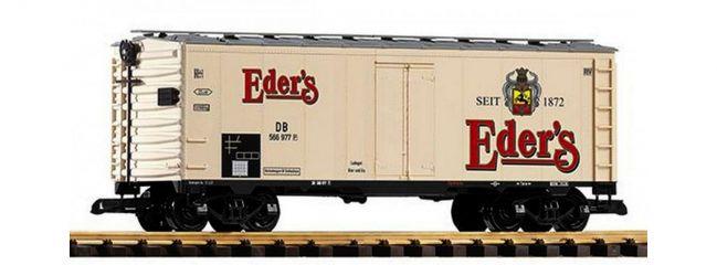 PIKO 37812 Bierwagen Eders DB Güterwagen Spur G