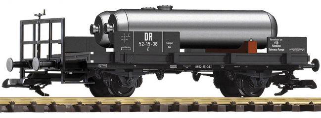 PIKO 37830 Behelfskesselwagen DR | Ep. III | Spur G