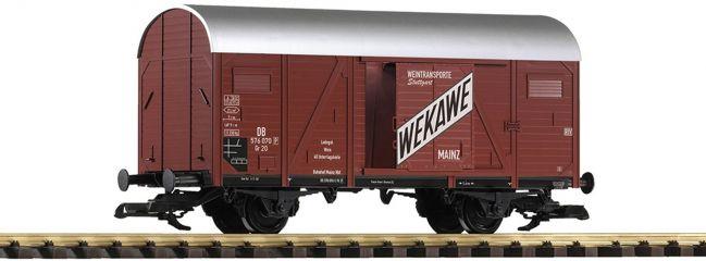 PIKO 37952 Ged. Güterwagen WEKAWE DB | Ep. III | Spur G