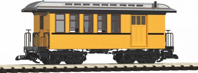 PIKO 38601 Personen- und Packwagen D&RG Spur G