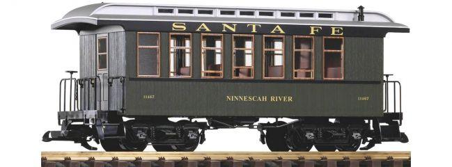 ausverkauft | PIKO 38628 Personenwagen Santa Fe | Spur G