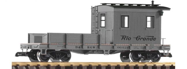 PIKO 38717 Bauzugwagen D/RGW | Spur G