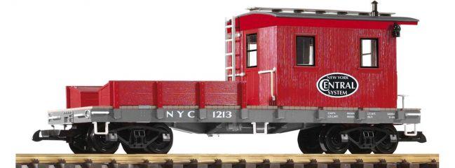 ausverkauft | PIKO 38729 Bauzugwagen NYC | Spur G