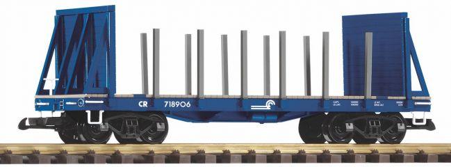 PIKO 38766 Rungenwagen D&RGW mit Stirnwänden | Spur G